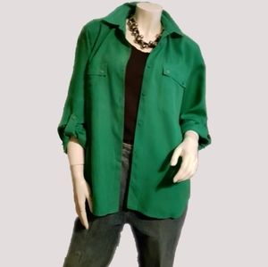 New listing Vintage1980's Colorayons Blouse
